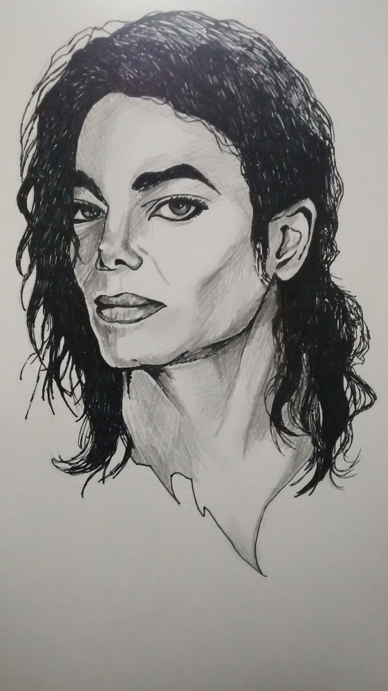 Michael Jackson by kipkool20